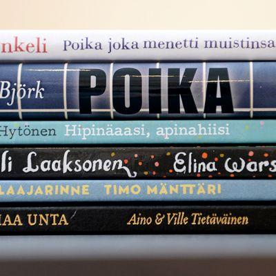Finlandia Junior - palkintoehdokkaat.