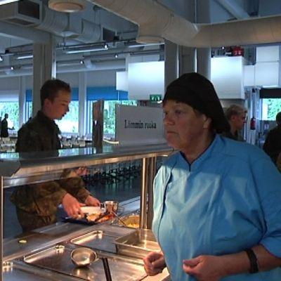 Leijona Catering Oy tekee päivittäin 70 000 ateriaa.