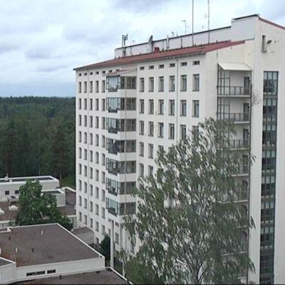 Heinolan Reumasairaalan rakennuksia
