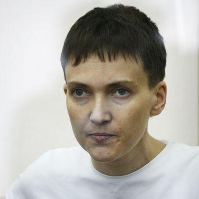 Nadija Savtshenko.