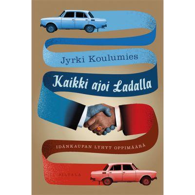 Jyrki Koulumiehen kirjan kansi.