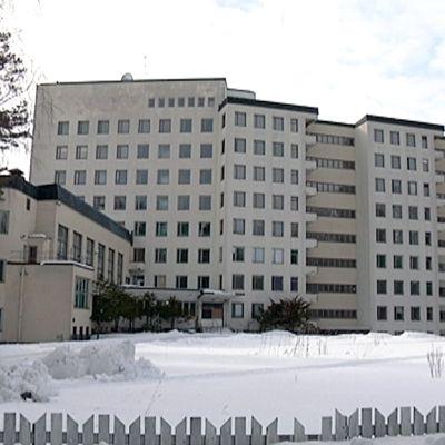 Tiuruniemen sairaala
