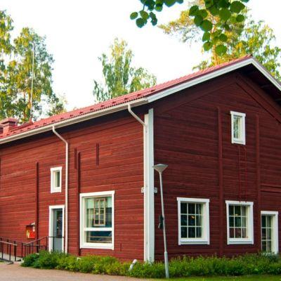 Palokan pelimannitalo on ehdolla Keski-Suomi -palkinnon saajaksi.