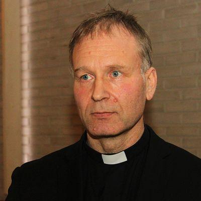 Kolarin kirkkoherra Jaakko Knuutila