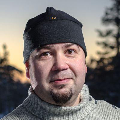 Maakuntajohtaja Mika Riipi