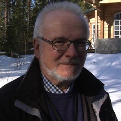 Enonkosken kunnaninsinööroi Keijo Kemppinen.