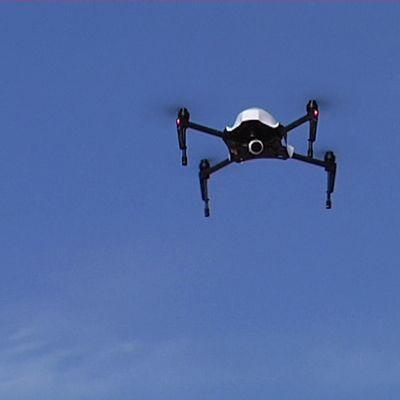 Drone ilmassa