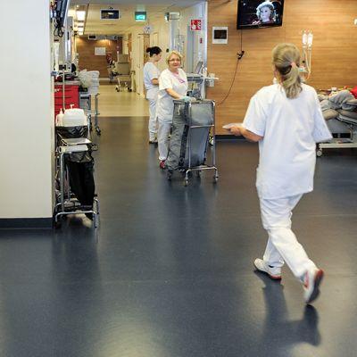 meilahden sairaalan kiireitä.
