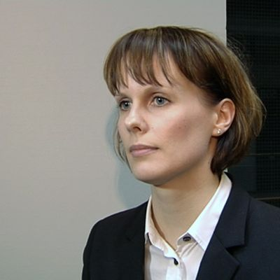 Kihlakunnansyyttäjä Mari Valtti