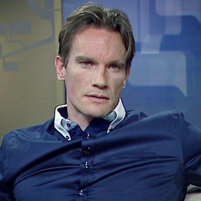 Aamu-tv:n vieraana oli miesten lentopallomaajoukkueen uusi päävalmentaja Tuomas Sammelvuo.