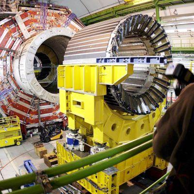 Euroopan hiukkasfysiikan tutkimuskeskus Cern.