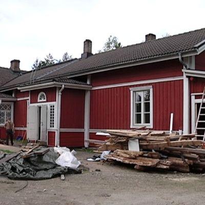 Vinnin tila Jämsässä