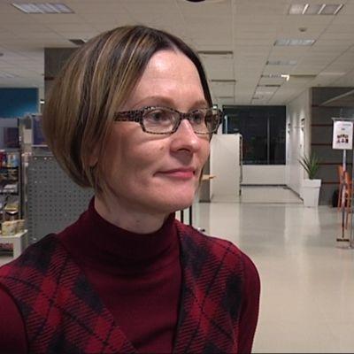 Helsingin sosiaali- ja terveystoimen apulaiskaupunginjohtajaksi on nousemassa Pia Panhelainen
