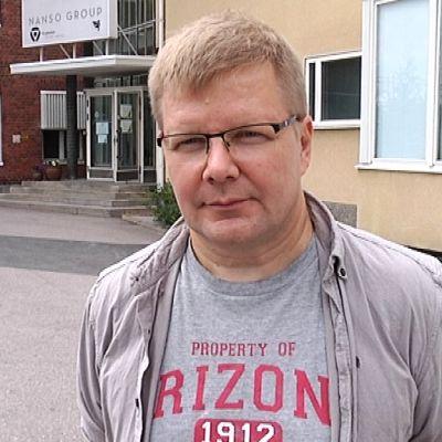 Nokian Neulomon toimitusjohtaja Vesa Moiso