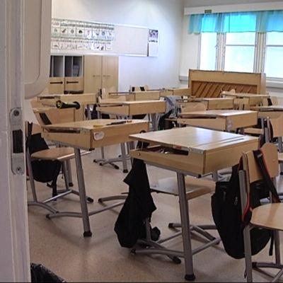 Tuovilan koulu Mustasaaressa