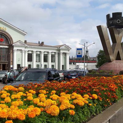 viipuri rautatieasema