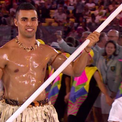 Rion olympialaiset: Avajaiset