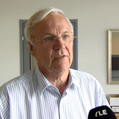 Vantaan kaupunginjohtaja Jukka Peltomäki.