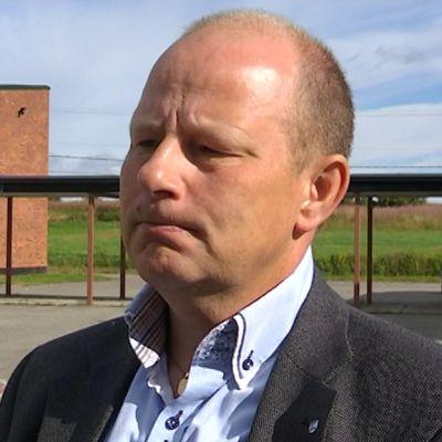 Kunnanjohtaja Pertti Severingangas