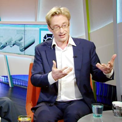 Risto E.J. Penttilä ja Mikael Jungner