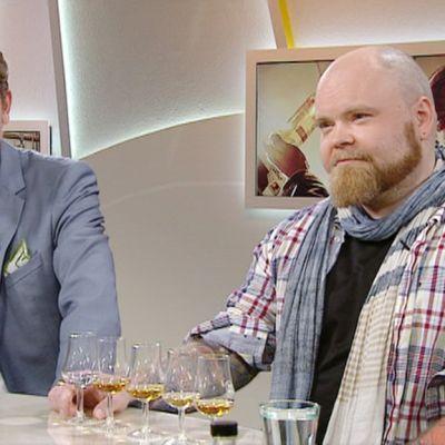 Kai Kilpinen ja Jarkko Nikkanen.