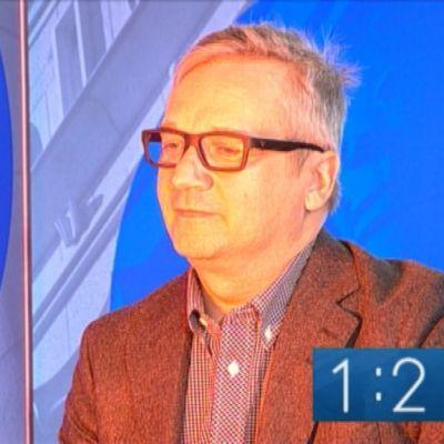 Yle Oulun toimittaja Pekka Loukkola
