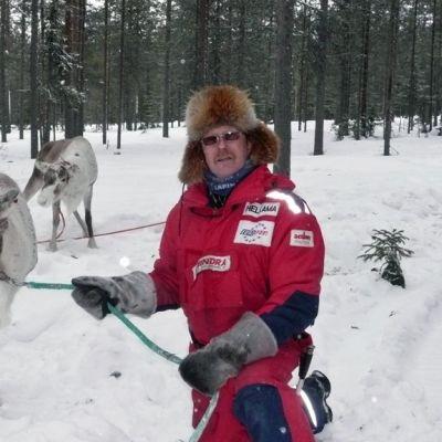Luoston MM-kisojen kilpailujohtaja Asko Autio