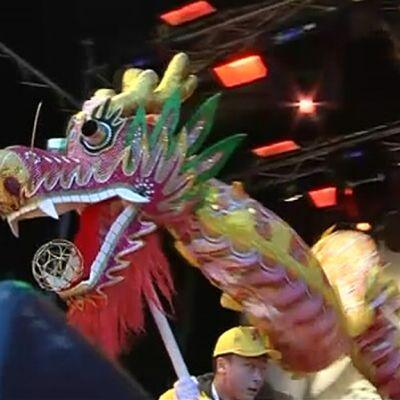 Kiinalainen uusivuosi.