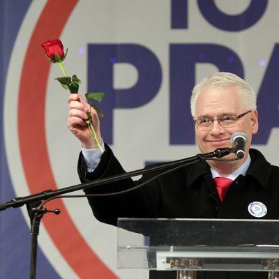 Ivo Josipovic.