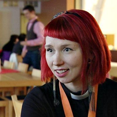 Marjaana Toiviainen.