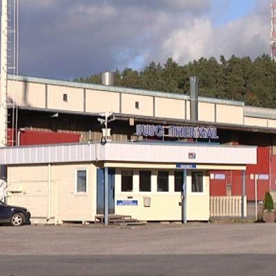Jujo Thermalin tehdas