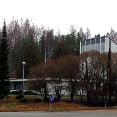 Vuohijärven kirkko Kouvolan Valkealassa.