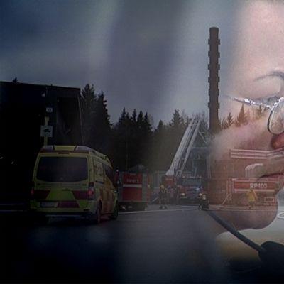 Vaasan hätäkeskus aloittaa 25. marraskuuta