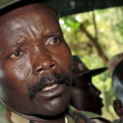 Joseph Kony.