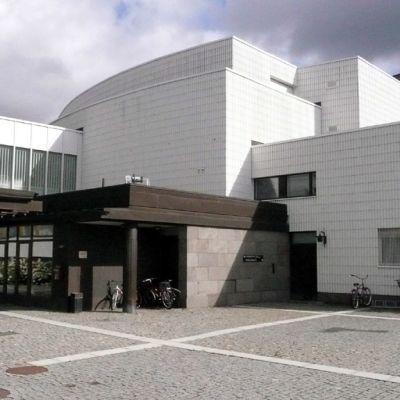 Seinäjoen kaupunginteatteri.