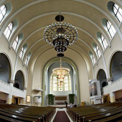 Kallion kirkko.
