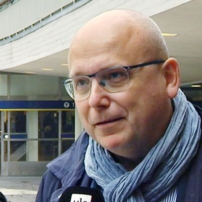 Magnus Ranstorp.
