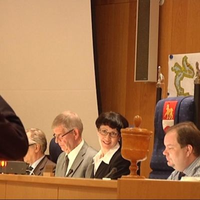 Heinolan kaupunginvaltuuston kokous