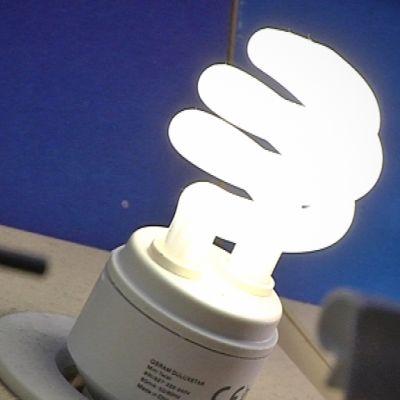 energiansäästölamppu
