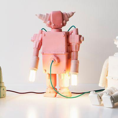 Matias Liimataisen teos Robot Potrait.