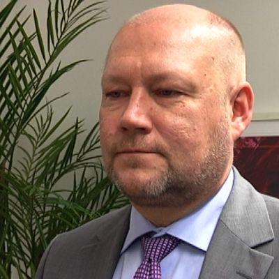 Atria Oyj:n toimitusjohtaja Juha Gröhn