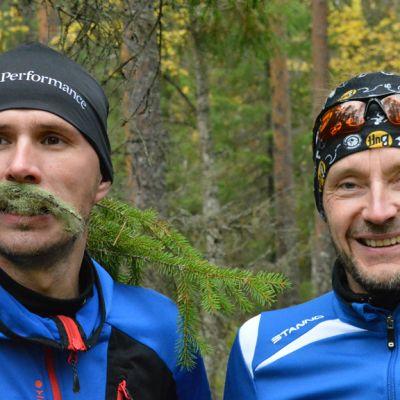 Heikki Säily ja Risto Kurkinen
