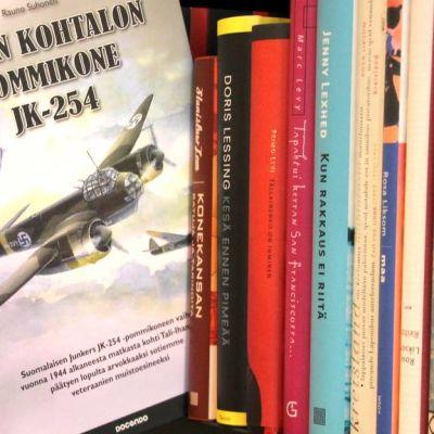 Junkers JK-254:stä kertova kirja