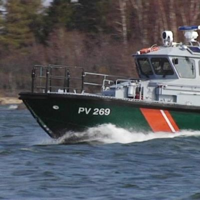Rajavartiolaitoksen merivartijat ovat päässeet aloittamaan jo avovesikautensa.