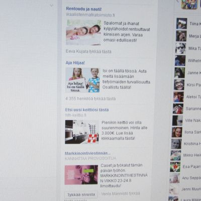 sieni facebookissa