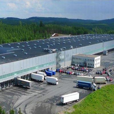 Lidlin jakelukeskus Laukaassa kasvaa 55.000 neliömetrin suuruiseksi 2014 syksyllä.