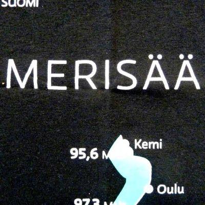 Merisäätä on luettu radiossa jo vuodeta 1926 lähtien.