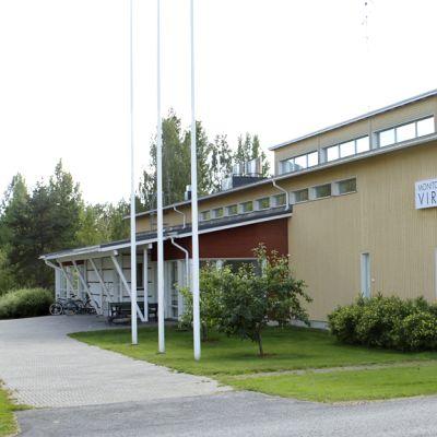Ristijärven monitoimikeskus Virtaala