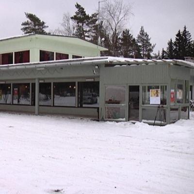Suomusjärven vastaanottokeskus.