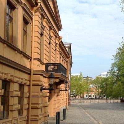 Vanha Suurtori, Turku. Brinkkalan talo.